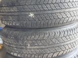 Комплект ОРИГИНАЛЬНЫХ колёс на металлических дисках с Тойота Прадо. за 260 000 тг. в Актобе – фото 5