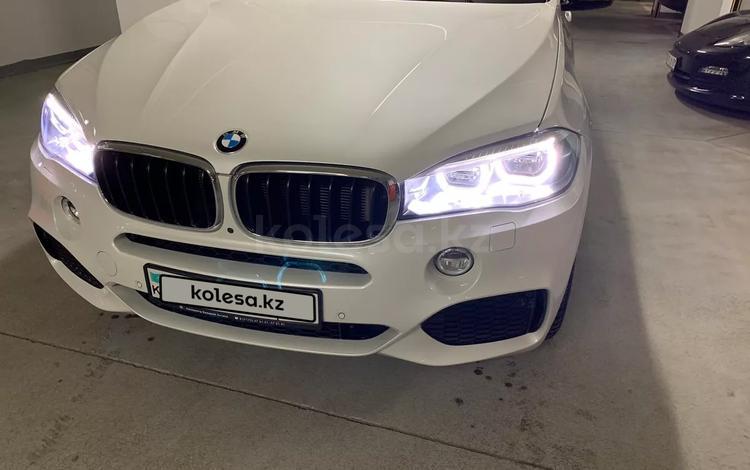 BMW X5 2017 года за 23 000 000 тг. в Нур-Султан (Астана)