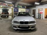 BMW 330 2002 года за 4 200 000 тг. в Алматы – фото 2