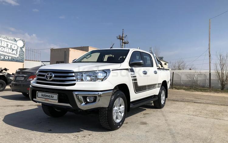 Toyota Hilux 2018 года за 17 500 000 тг. в Актау