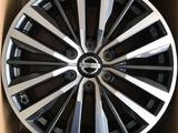 Новые диски оригинальные R20 Nissan Patrol Infiniti за 770 000 тг. в Алматы