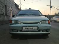 ВАЗ (Lada) 2114 (хэтчбек) 2007 года за 850 000 тг. в Шымкент