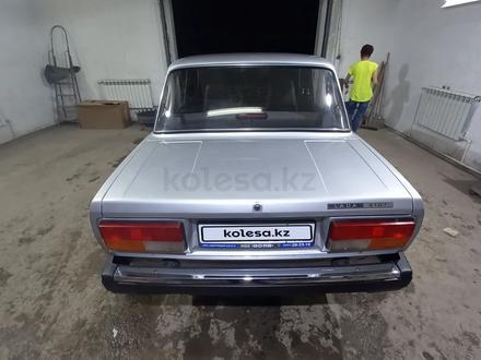 ВАЗ (Lada) 2107 2011 года за 1 650 000 тг. в Актобе – фото 4