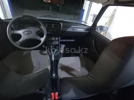ВАЗ (Lada) 2107 2011 года за 1 650 000 тг. в Актобе – фото 5