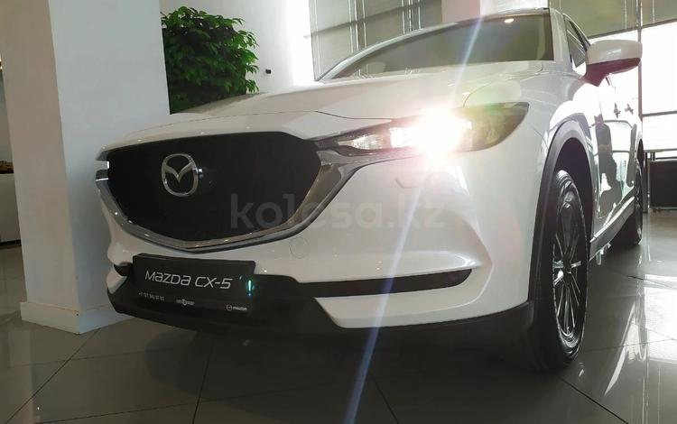 Mazda CX-5 Active (2WD) 2021 года за 15 500 000 тг. в Актау