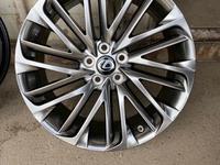 Новые диски Р20 Lexus NX, RX за 360 000 тг. в Алматы