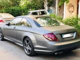 Mercedes-Benz CL 55 AMG 2007 года за 6 000 000 тг. в Алматы – фото 4