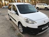 Peugeot Partner 2013 года за 4 100 000 тг. в Алматы – фото 5