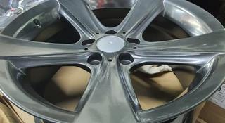 Комплект новых дисков r17 5*120 за 170 000 тг. в Павлодар