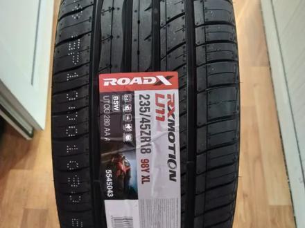 Шины Roadx 235/45/r18 RXU11 за 19 500 тг. в Алматы