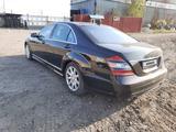 Mercedes-Benz S 500 2007 года за 6 200 000 тг. в Петропавловск – фото 5