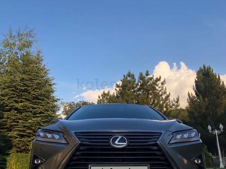 Lexus RX 200t 2017 года за 19 400 000 тг. в Алматы – фото 2