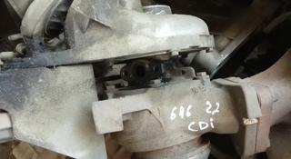 Турбина двигатель 646 cdi за 80 000 тг. в Алматы