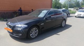 BMW 528 2013 года за 9 500 000 тг. в Нур-Султан (Астана)