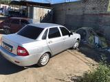 ВАЗ (Lada) Priora 2170 (седан) 2008 года за 1 500 000 тг. в Костанай – фото 3