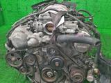 Двигатель TOYOTA CROWN MAJESTA UZS173 1UZ-FE 1999 за 849 000 тг. в Караганда – фото 2