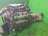 Двигатель TOYOTA CROWN MAJESTA UZS173 1UZ-FE 1999 за 849 000 тг. в Караганда – фото 3
