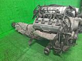 Двигатель TOYOTA CROWN MAJESTA UZS173 1UZ-FE 1999 за 849 000 тг. в Караганда – фото 5