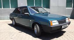 ВАЗ (Lada) 21099 (седан) 1999 года за 1 100 000 тг. в Алматы – фото 2