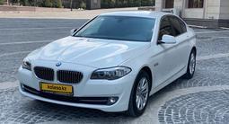 BMW 520 2013 года за 10 650 000 тг. в Алматы – фото 3