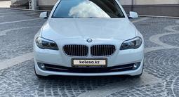 BMW 520 2013 года за 10 650 000 тг. в Алматы – фото 4