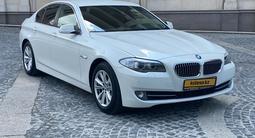 BMW 520 2013 года за 10 650 000 тг. в Алматы – фото 5