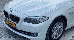BMW 520 2013 года за 10 650 000 тг. в Алматы – фото 2