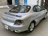 Hyundai Tiburon 2001 года за 1 700 000 тг. в Семей – фото 3