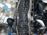 Решетка радиатора на Kia Cadenza 2012-2016 за 50 000 тг. в Шымкент – фото 2