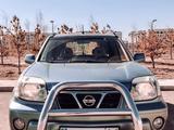 Nissan X-Trail 2002 года за 4 300 000 тг. в Нур-Султан (Астана) – фото 4