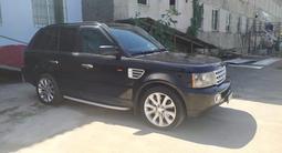 Land Rover Range Rover Sport 2007 года за 5 360 000 тг. в Алматы – фото 2