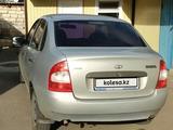 ВАЗ (Lada) Kalina 1118 (седан) 2008 года за 1 000 000 тг. в Костанай – фото 2