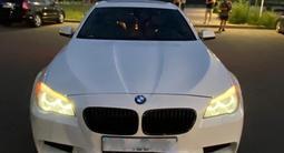 BMW 535 2010 года за 9 200 000 тг. в Атырау – фото 4