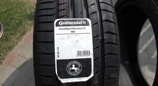 Continental contisportcontact 5 245/45 r19 275/40 r19 за 320 000 тг. в Алматы