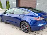 Tesla Model 3 2021 года за 34 000 000 тг. в Алматы – фото 3