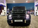 Mercedes-Benz G 55 AMG 2005 года за 14 000 000 тг. в Шымкент