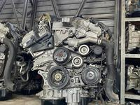 Двигатель мотор lexus rx350 (лексус рх 350) за 113 000 тг. в Алматы