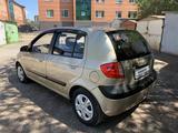 Hyundai Getz 2007 года за 2 880 000 тг. в Караганда – фото 4