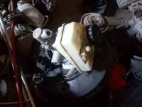Тормозной вакуум с цилиндром мерседес w210 лупарь за 16 000 тг. в Актобе