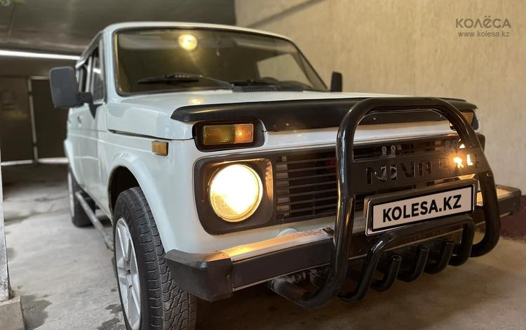ВАЗ (Lada) 2131 (5-ти дверный) 2003 года за 1 200 000 тг. в Шымкент