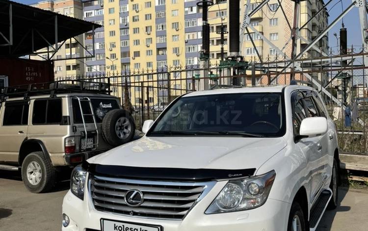 Lexus LX 570 2011 года за 18 600 000 тг. в Алматы