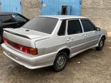 ВАЗ (Lada) 2115 (седан) 2006 года за 750 000 тг. в Караганда – фото 4
