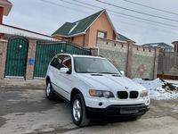 BMW X5 2002 года за 4 500 000 тг. в Алматы