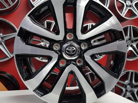 Новые фирменные диски Р20 Japan Toyota LC200 Excalibur за 350 000 тг. в Алматы