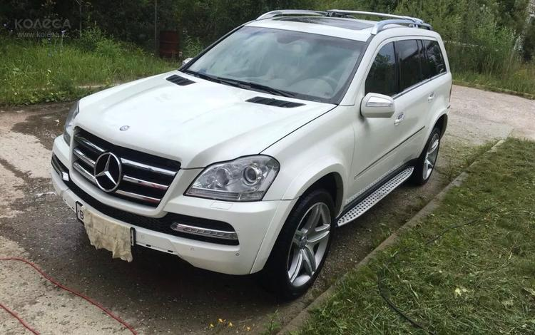 Mercedes-Benz GL 350 2010 года за 12 500 000 тг. в Алматы