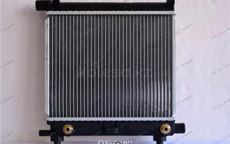Радиатор Mercedes w124 (84-93) m102 (1.8-2.3) (автомат без кондёра) за 19 000 тг. в Алматы