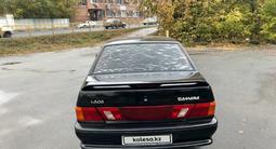 ВАЗ (Lada) 2115 (седан) 2008 года за 880 000 тг. в Уральск – фото 2