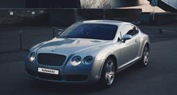 Bentley Continental GT 2005 года за 12 500 000 тг. в Нур-Султан (Астана)
