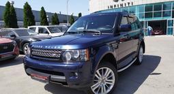 Land Rover Range Rover Sport 2012 года за 9 900 000 тг. в Алматы