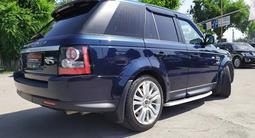Land Rover Range Rover Sport 2012 года за 9 900 000 тг. в Алматы – фото 5